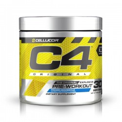 C4 Pre-Workout Original Explosive - 195g (30 Servings) Cellucor