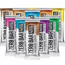 Zero Bar - Pack 10 x 50g (8-10 sabores)