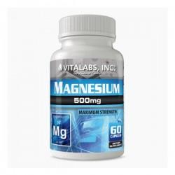 Magnesium - 120 cáps x 500mg
