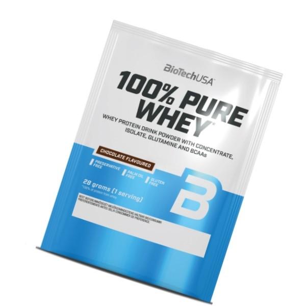 100% Pure Whey Biotech 28g USA