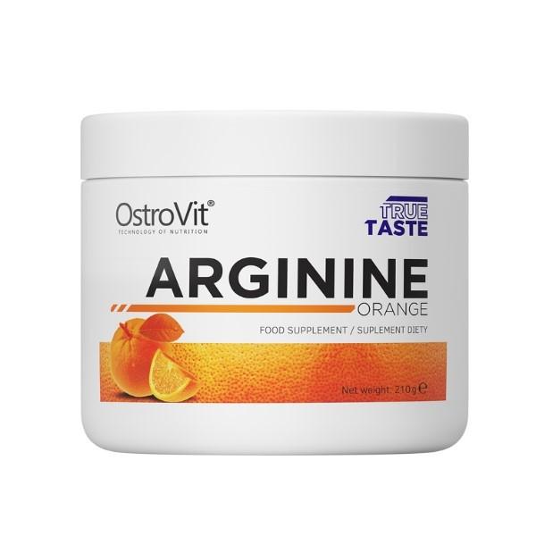 Arginine - 210g Com sabores - Ostrovit