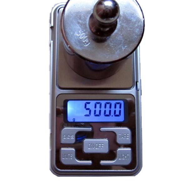 Pocket Scale - Balança de Bolso de Alta Precisão