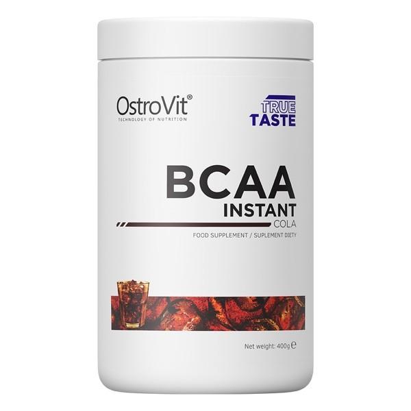 BCAA Instant  400g Ostrovit Com Sabor