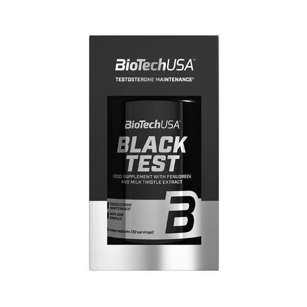 Black Test 90 cápsulas Biotech