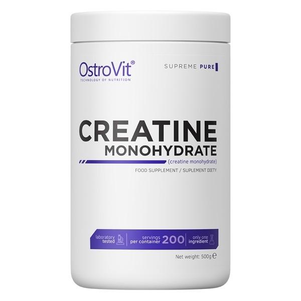 Creatine Monohydrate (natural) - 500g Ostrovit