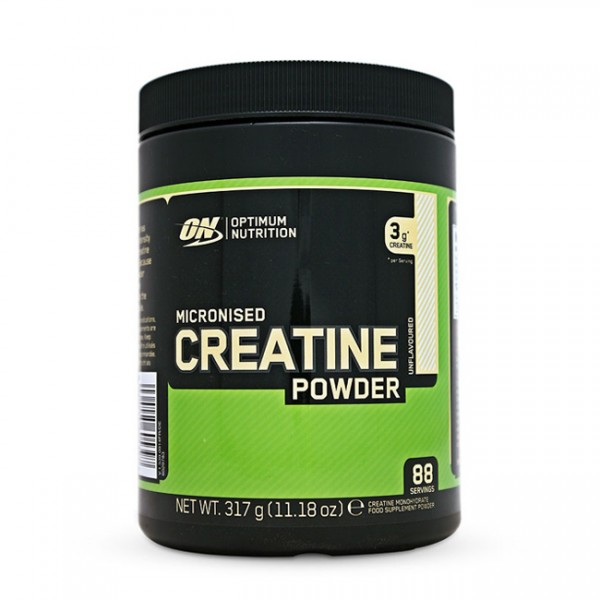 Micronized Creatine Powder 317g Optimum Nutrition