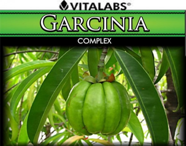 Garcinia Vitalabs Nutri-Points x2 Rotulo
