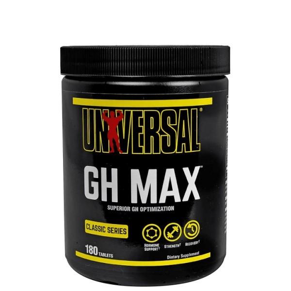 GH Max 180 Comprimidos Universal Nutrition