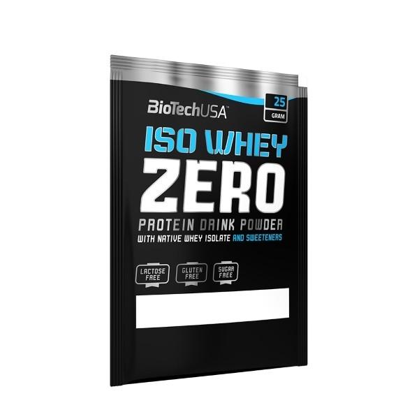 Iso Whey Zero 20 x 25g Biotech