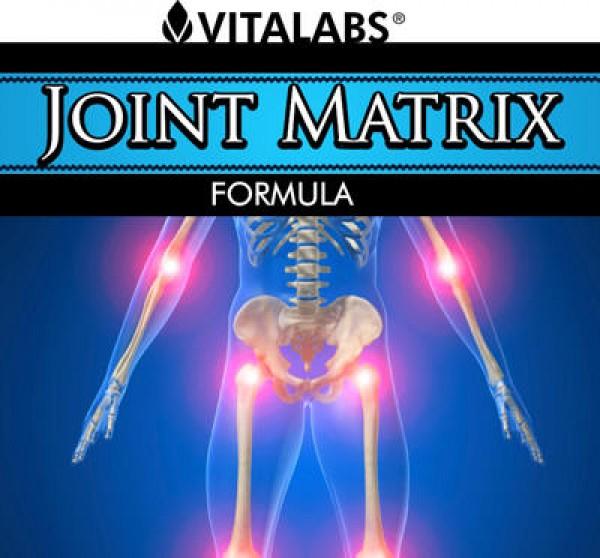 Joint Matrix - 180 comprimidos - Label