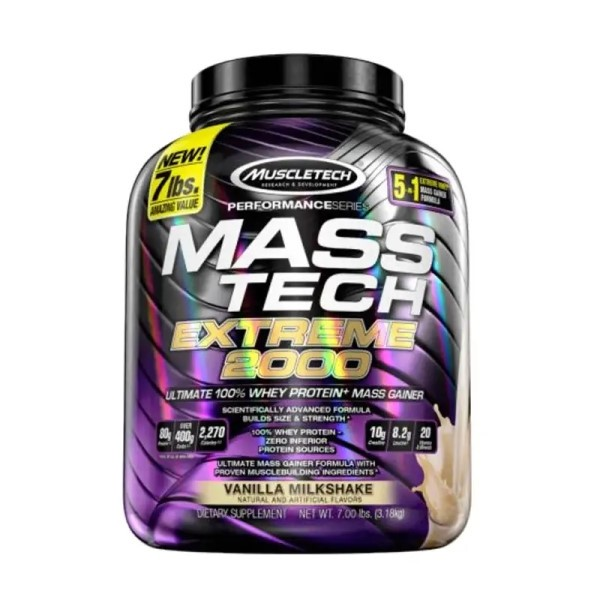 Mass Tech Extreme 2000 3,18Kg Muscletech