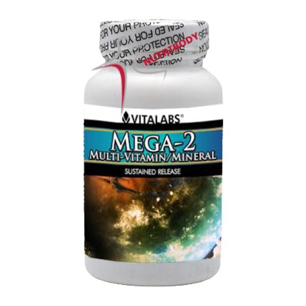 Mega-2 30 Comrimidos 2