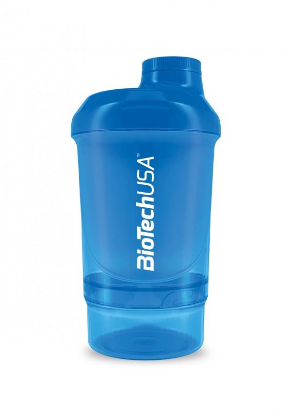 Smart Shaker Azul 300+100ml Biotech
