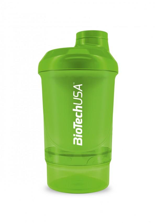 Smart Shaker Verde 300+100ml Biotech