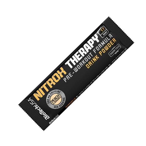 Nitrox Therapy - 17g Biotech USA - Pré Treino
