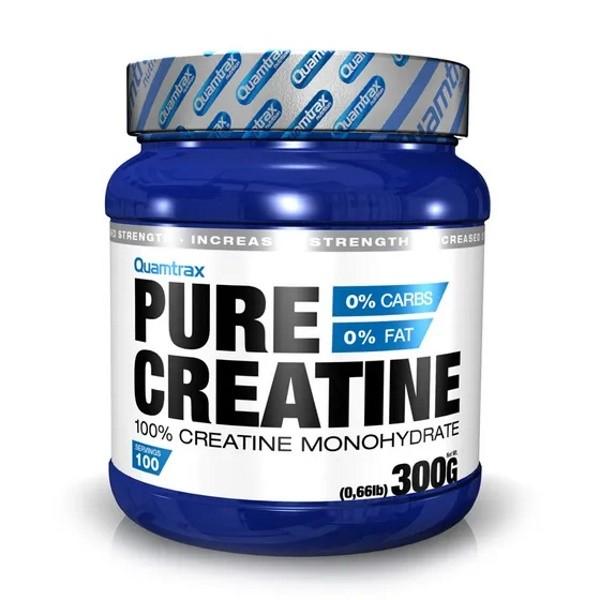 Pure Creatine 300g Quamtrax