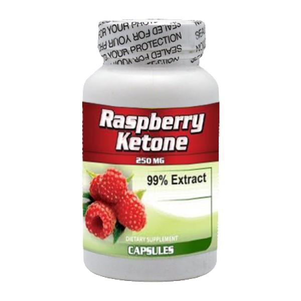 Raspberry Ketone - 60 cápsulas