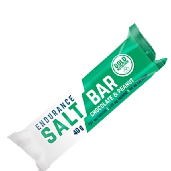 Salt Bar 40g Gold Nutrition