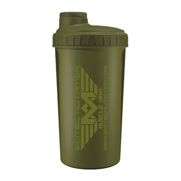 Shaker Muscle Army 750ml Tropa
