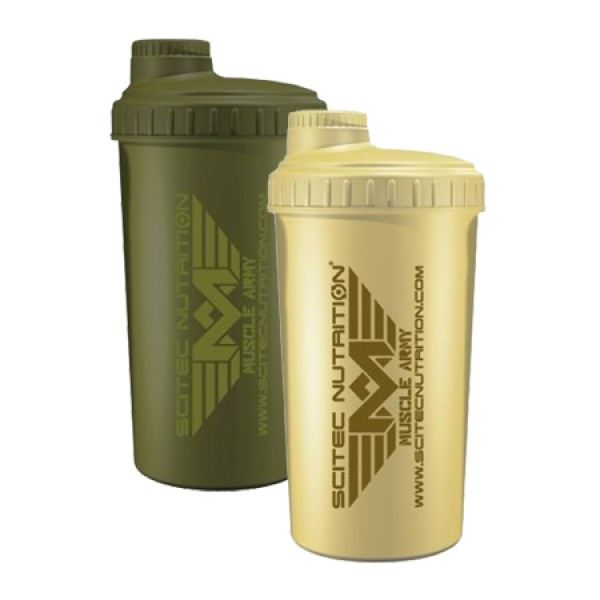 Shaker Muscle Army 750ml Duo