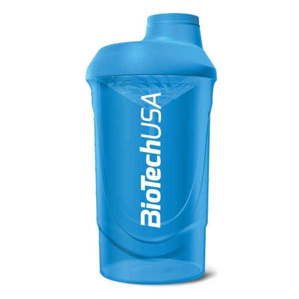 Shaker Wave Azul 600ml Biotech USA