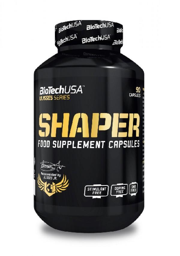 Ulisses Shaper 90 Caps Biotech