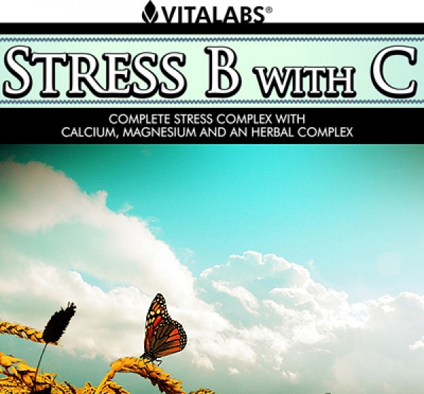 Stress B With C 90 Comprimidos 1