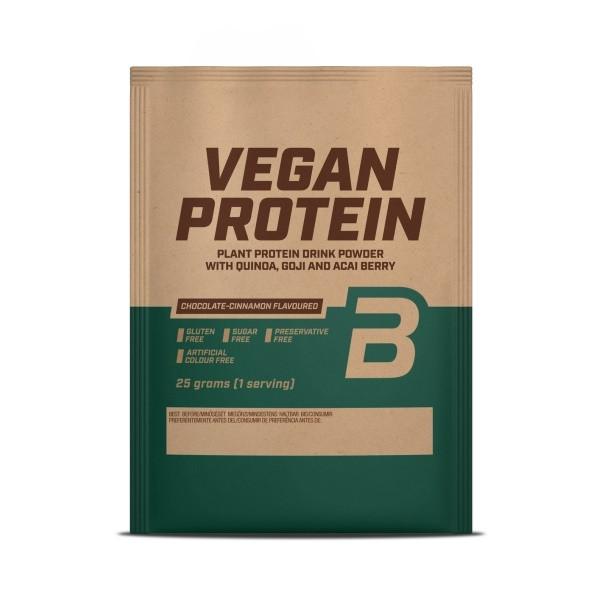 Vegan Protein 25g Biotech USA