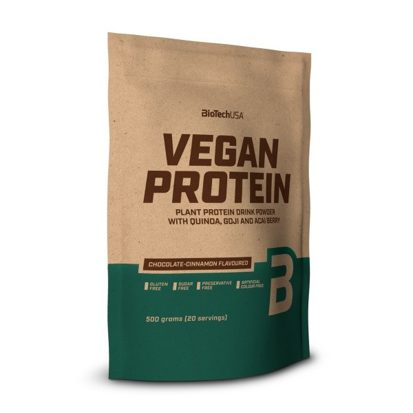 Vegan Protein 500g Biotech USA