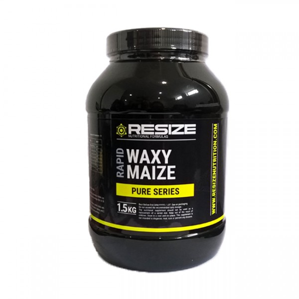 Waxy Maize Puro 1,5Kg Resize Nutrition