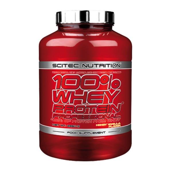 100% Whey Professional - 2,35Kg