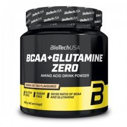 Bcaa + Glutamine Zero - 480g