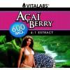 Açaí Berry - 60 cápsulas - Label