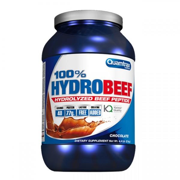 100% HydroBeef 2Kg Quamtrax