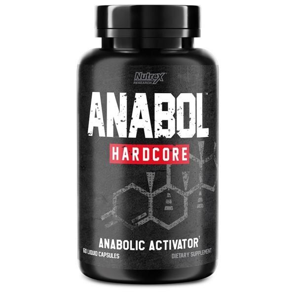 ANABOL Hardcore 60 Cápsulas -  Nutrex