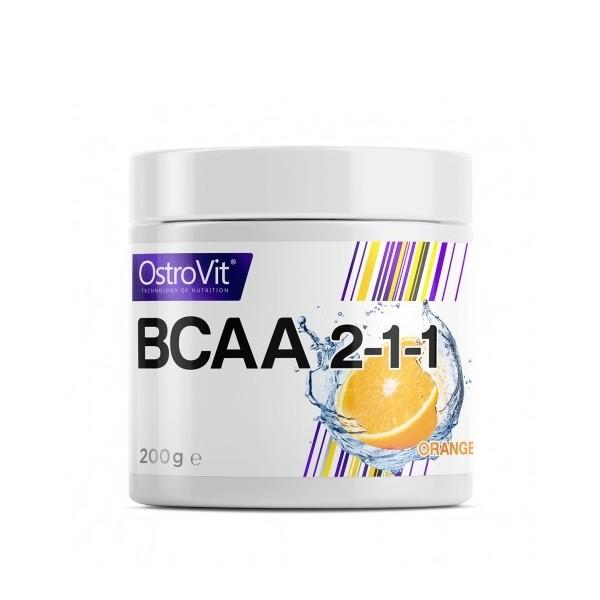 BCAA 2-1-1 - 200g Laranja