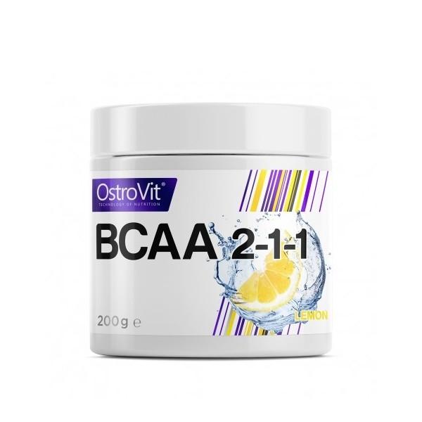 BCAA 2-1-1 - 200g Limão