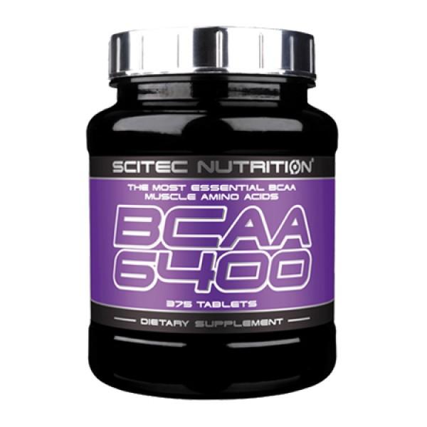 BCAA 6400 - 375 comprimidos