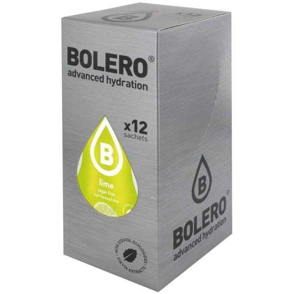Bolero Drink 12 x 9g Lime