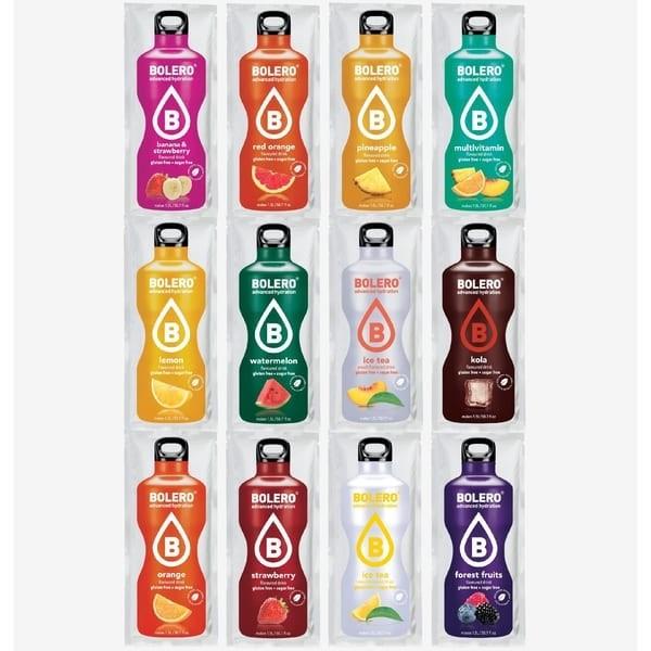 Bolero Drink 9g Apple Mix