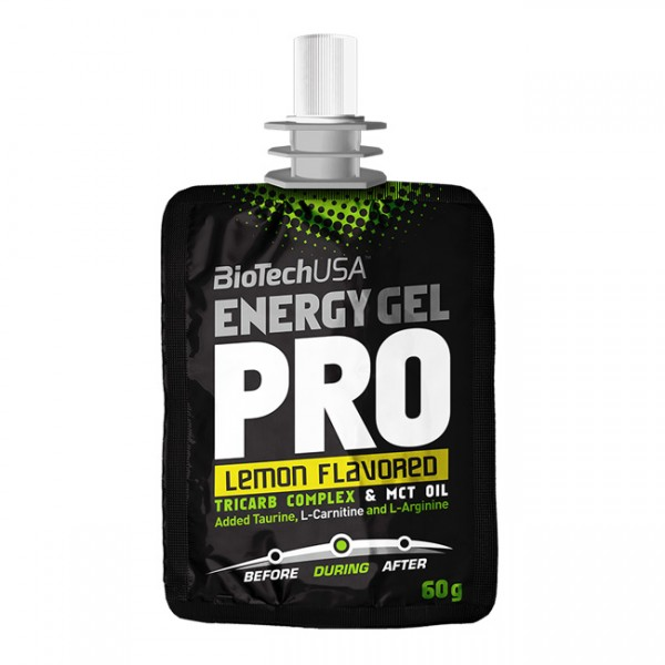 Energy Gel Professional 60g BioTech