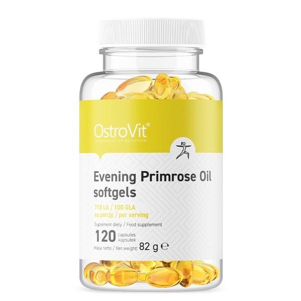 Evening Primrose Oil (Onagra) - 120 Softgels Ostrovit