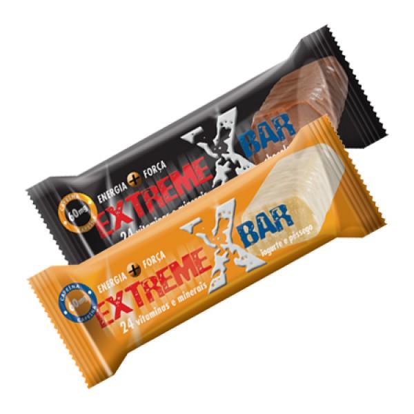 Extreme Bar 7 x 46g + 1 Grátis Gold Nutrition