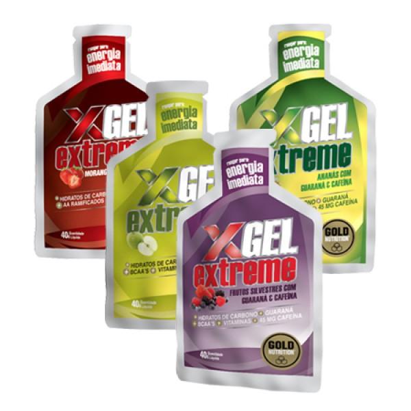 Extreme Gel 7 x 41g + 1 Grátis Gold Nutrition