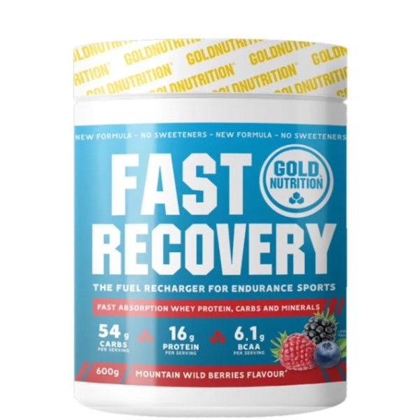 Fast Recovery 600g | Gold Nutrition - NutriBody