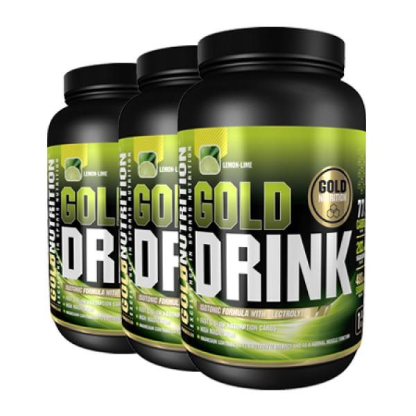Gold Drink - 3 x 1Kg