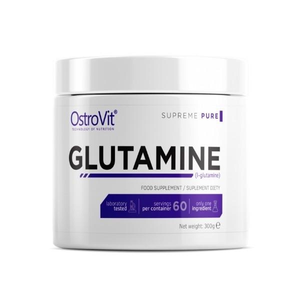 Glutamine Supreme Pure - 300g Ostrovit