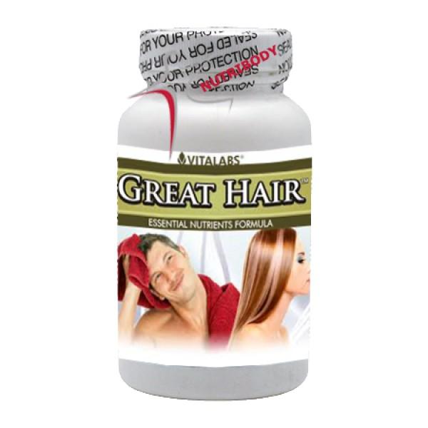 Great Hair - 30 comprimidos Vitalabs