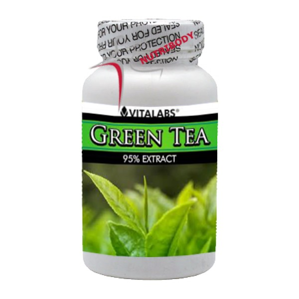Green Tea - 60 cápsulas - 2