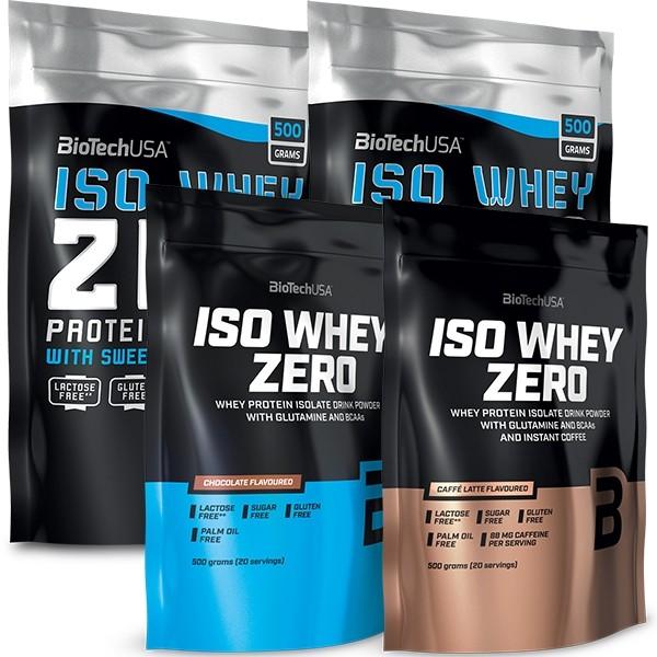 Iso Whey Zero 4 x 500g Biotech